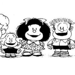 Mafalda | Foto:Cedoc