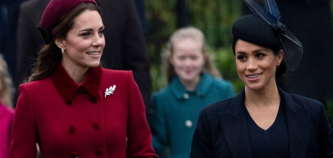 Kate Middleton y Meghan Markle: esta es la nueva conexión de estilo entre cuñadas