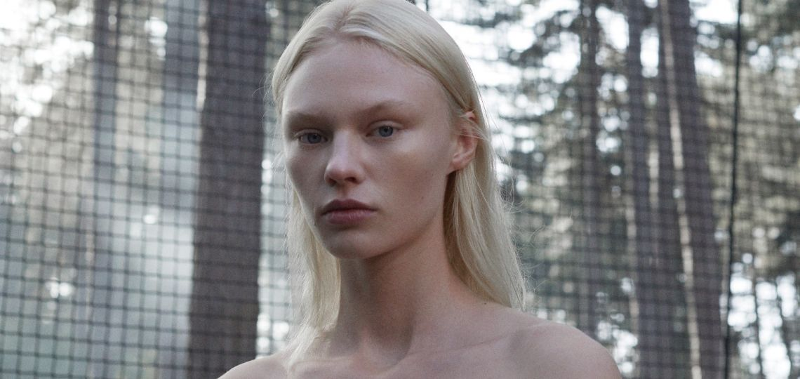 Estas son las tendencias en maquillaje que dejó la semana de la moda británica