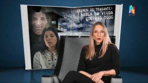 Habla por primera vez la viuda del pastor asesinado, Eduardo Trasante