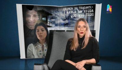 Carolina Leone. Un testimonio impactante la viuda del ex concejal y pastor evangélico, Eduardo Trasante.