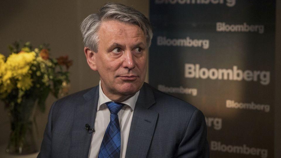 Royal Dutch Shell Plc CEO Ben Van Beurden Interview