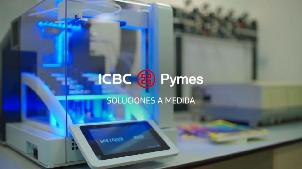 La empresa de instrumental para laboratorio relató su experiencia junto a ICBC Pymes.