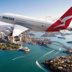 Una análisis de contagio efectuado en un vuelo de la australiana Qantas determinó que los asientos de ventanilla son los peores para viajar en tiempos de pandemia.