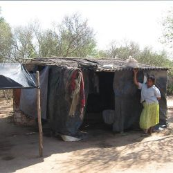 Comunidades del Chaco Salteño. | Foto:cedoc