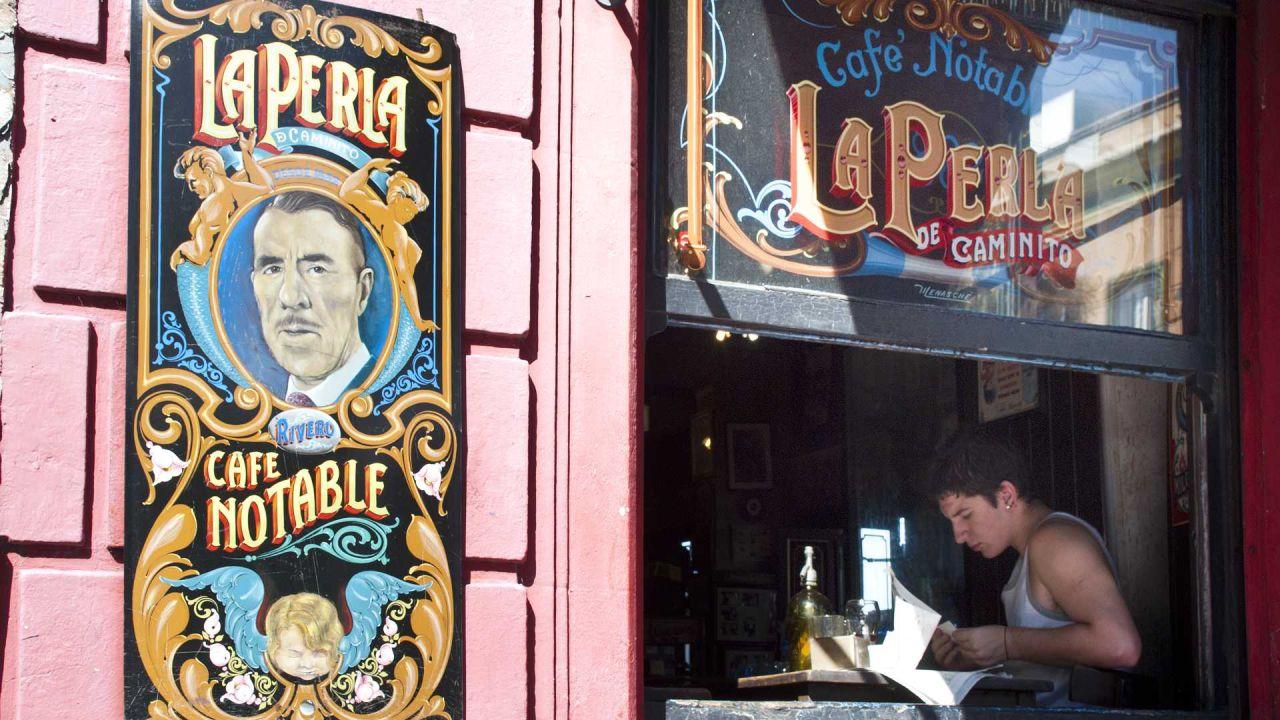Bar La Perla | Foto:Cedoc