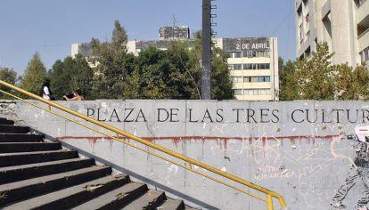 Plaza de las tres culturas, México