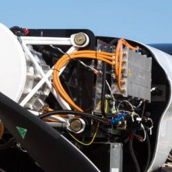 La aeronave se desplazará a una velocidad de hasta 480 km/h.