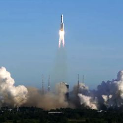 En los últimos años China ha dado pasos muy importantes en materia de exploración espacial.