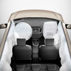 En seguridad también pisa fuerte, con la incorporación de 6 airbags.