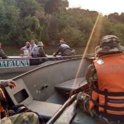 Veda total de pesca en el río Uruguay misionero.