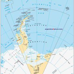 La ampliación de la plataforma continental muestra que la Argentina es dos veces más grande como plataforma continental.
