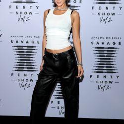 El deslumbrante show de Rihanna con su firma de lencería Savage X Fenty