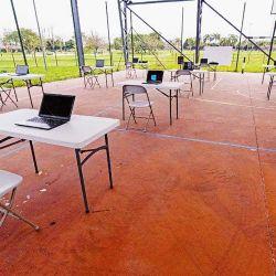 escuela espacios abiertos | Foto:Cedoc