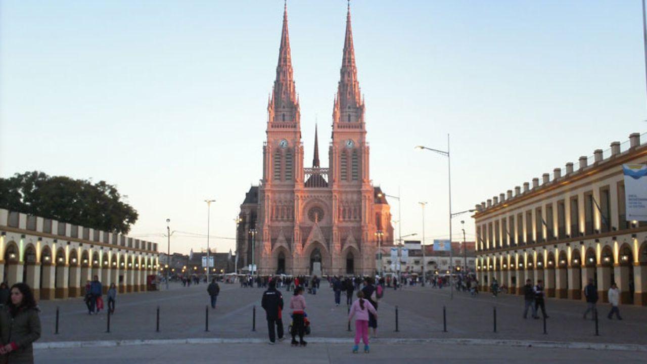 Basílica de Luján | Foto:cedoc