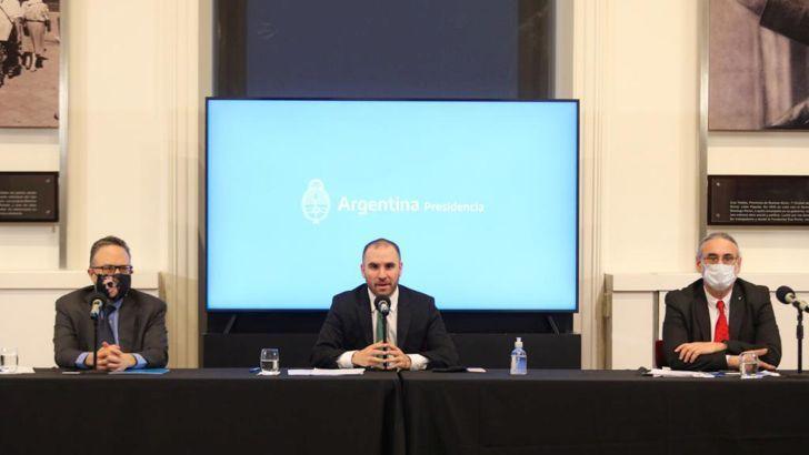 NUEVO ESQUEMA. Al margen de la pelea entre Nación, CABA y Buenos Aires, tras el anuncio de Alberto Fernández en Córdoba quieren que se discuta la forma actual del sistema tributario.