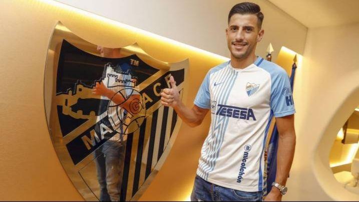ILUSIONADO. Chavarría firmó en un nuevo club europeo y sueña con retornar a Belgrano en un futuro.