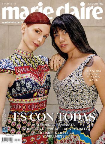 Marie Claire: Moda, belleza, compromiso y wellness en el número de octubre
