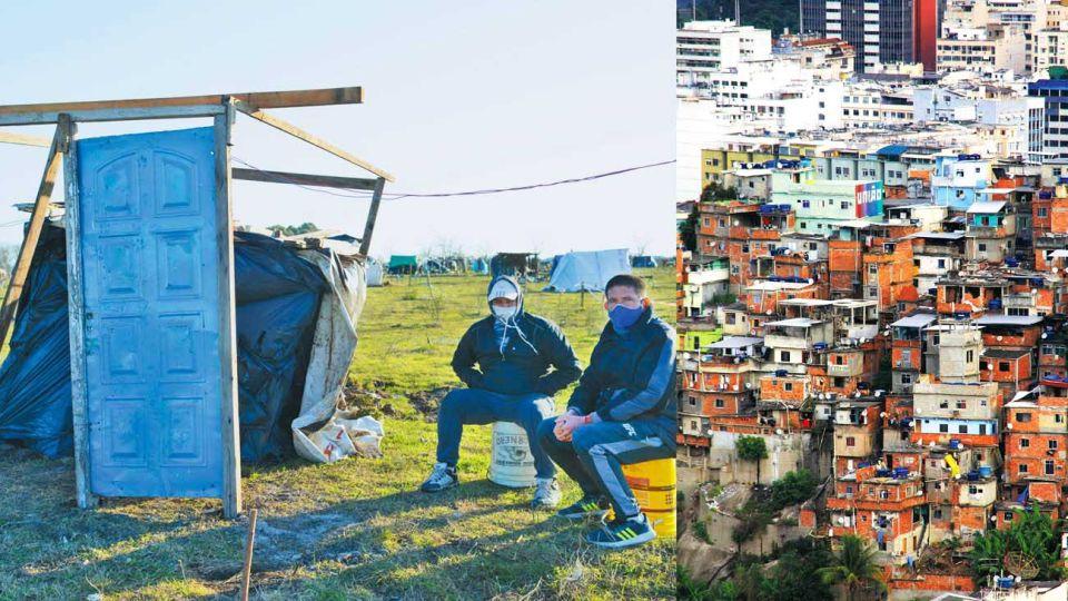 Venas abiertas. La situación en Guernica refleja una problemática que se produce en toda la región latinoamericana con diversos matices.
