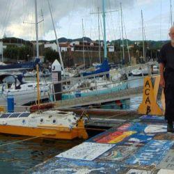 Sven Yrvind es un hombre que siempre ha estado ligado al mar.