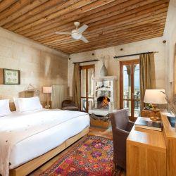 Habitación estándar del hotel Argos In Cappadocia.