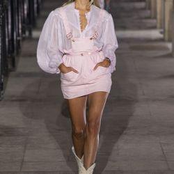 Isabel Marant: París Fashion Week