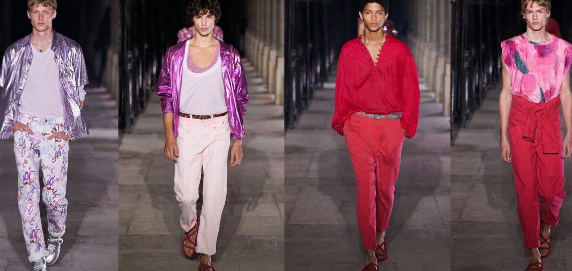 Semana de la moda de París: Isabel Marant revolucionó la pasarela
