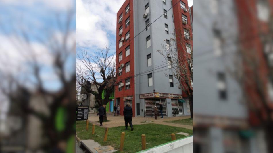 2020 10 05 La Plata Video Tik Tok Edificio