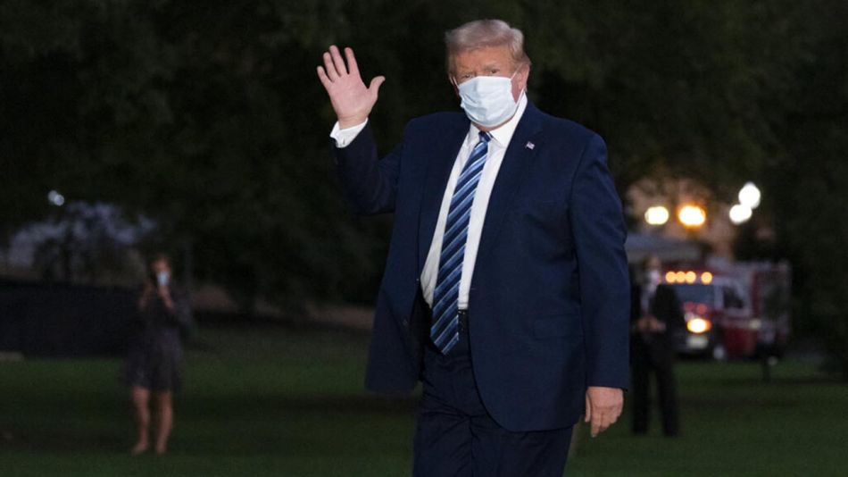 Donald Trump 20201005