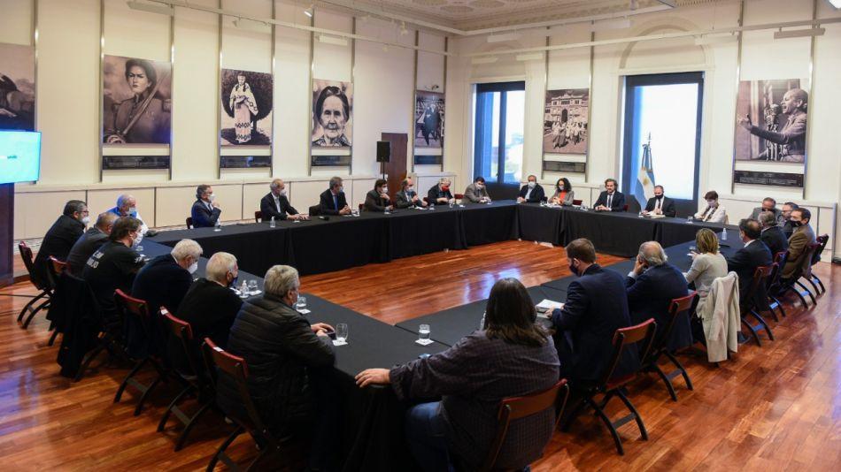Gobierno reunion sindicalistas empresarios g_20201005