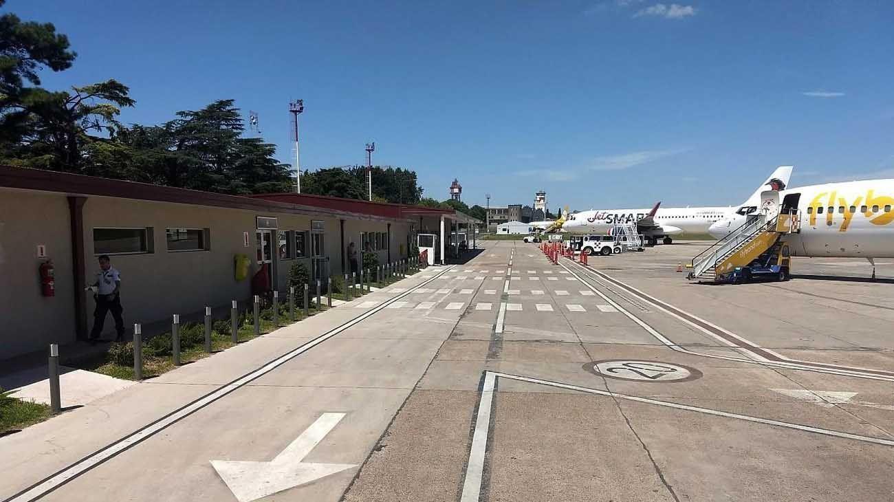 aeropuertode El Palomar