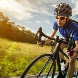 Los lentes funcionan como una barrera contra elementos externos.