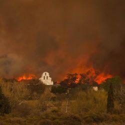 Entre 1999 y 2017, el fuego arrasó más de 700 mil hectáreas en la provincia mediterránea.