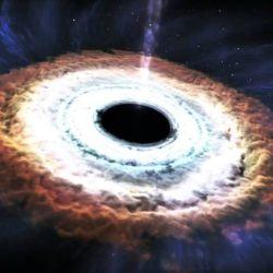 Agujero negro | Foto:NASA