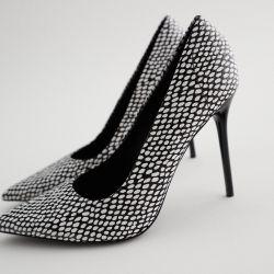 Los zapatos de Zara elegidos por Fabiola