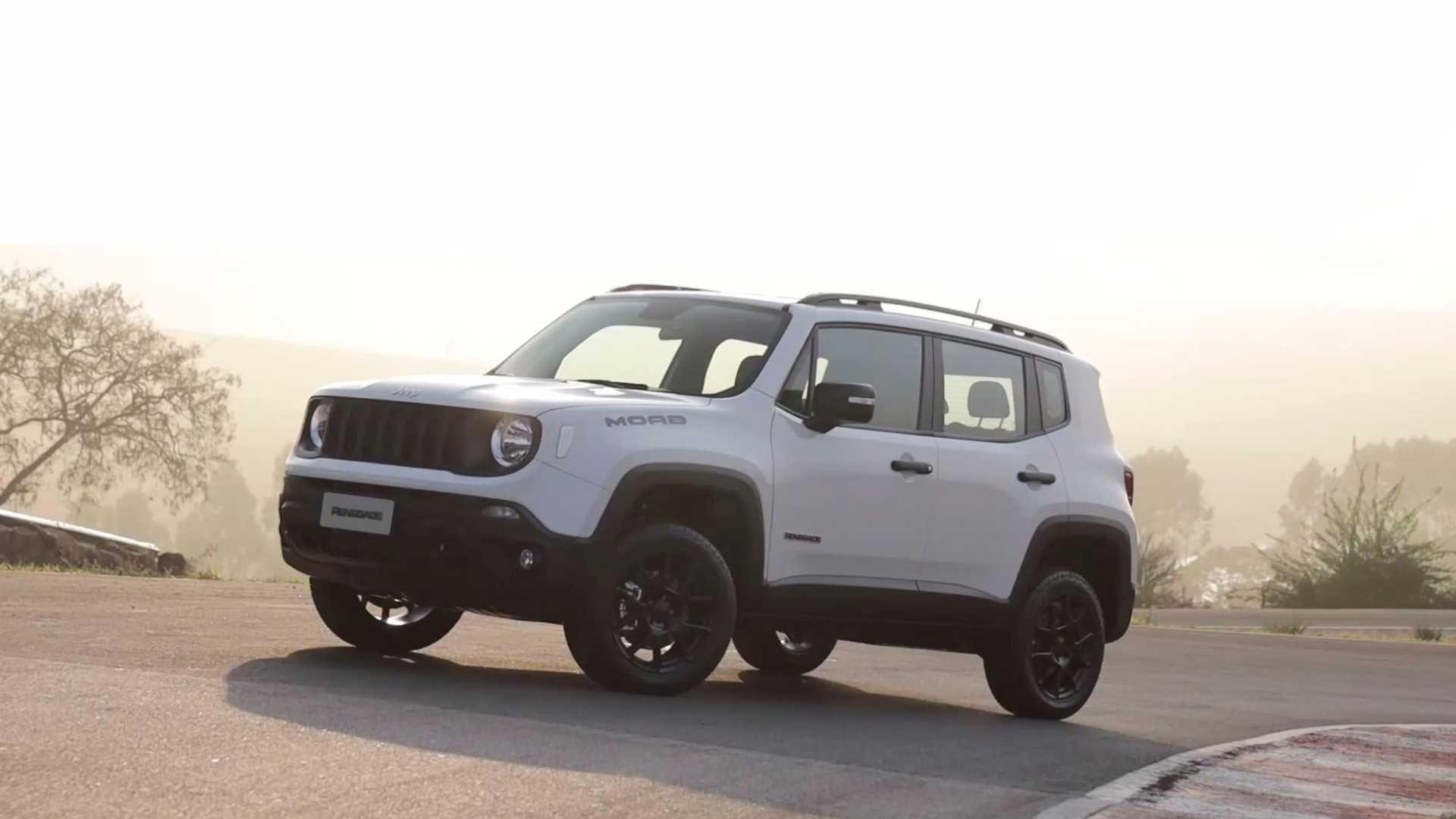 parabrisas  así es el nuevo jeep renegade moab 2021