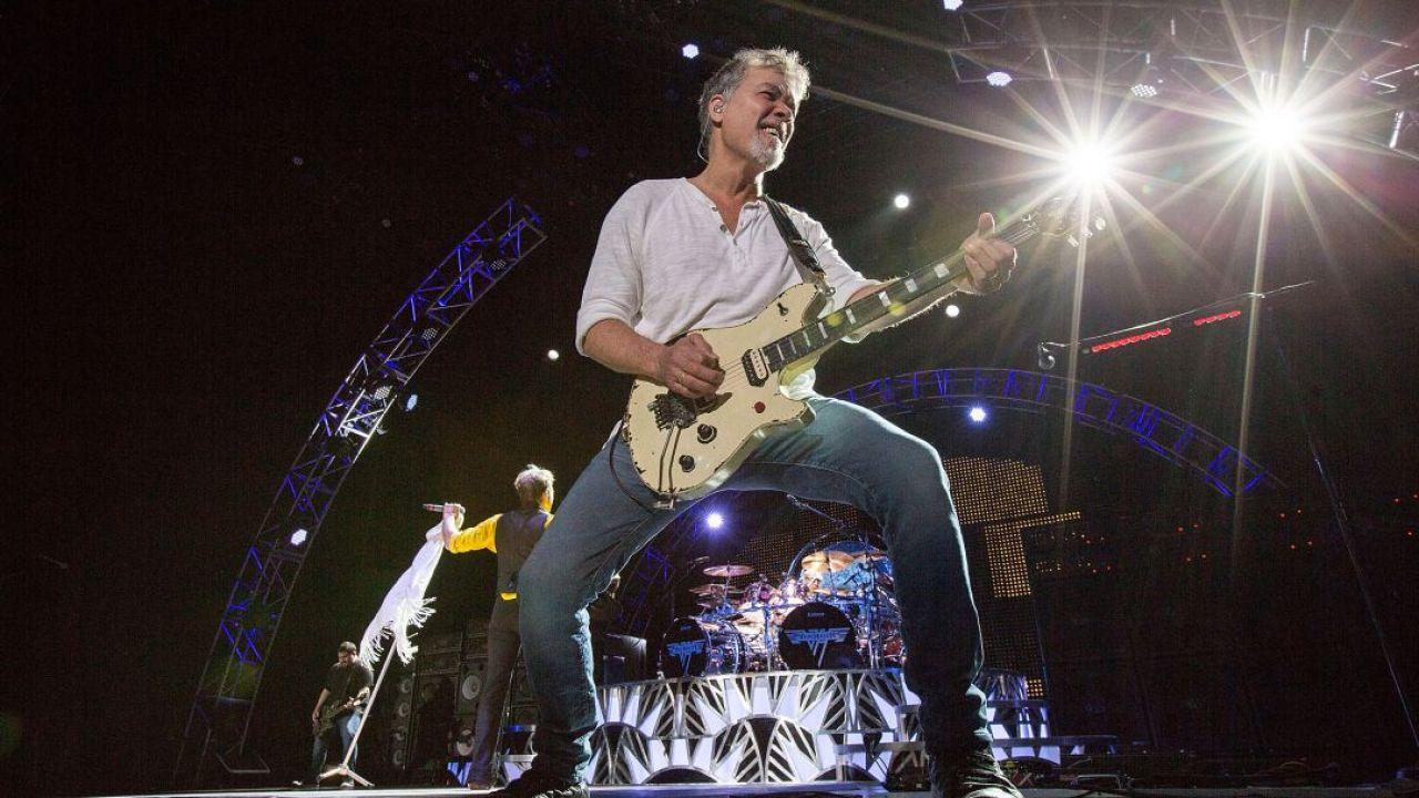 Eddi Van Halen | Foto:Cedoc