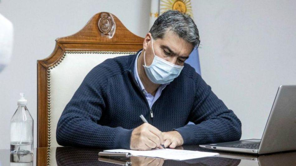Gobernador de Chaco Jorge Capitanich.