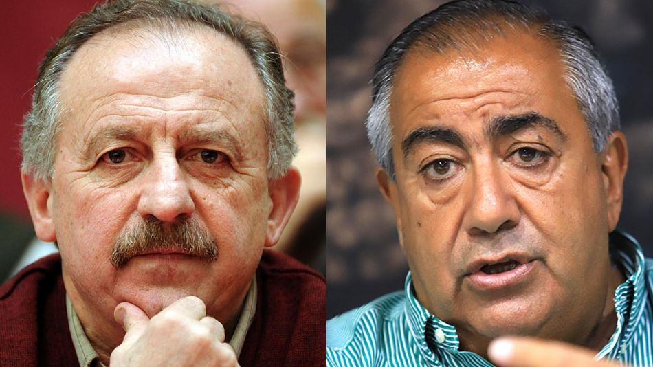 Hugo Yaski y Héctor Daer 20201006