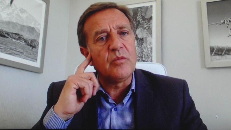 REPORTAJE DE FONTEVECCHIA A RODOLFO SUAREZ 20201006