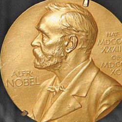 Premio Nobel   Foto:Cedoc