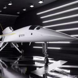El XB-1 es una aeronave de prueba diseñada para llevar a una sola persona.