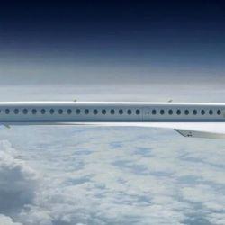 El Overture será capaz de volar el doble de rápido que los aviones comerciales promedio.