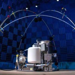 """La NASA afirmó que el inodoro se conoce como """"Sistema universal de manejo de desechos"""" (UWMS, por sus siglas en inglés)."""