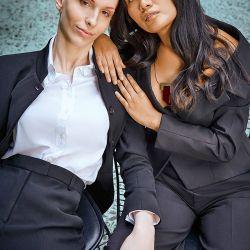 Leandra y Alma