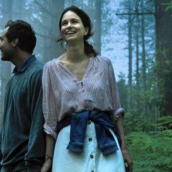Junto a Jude Law en la nueva ficción de HBO.