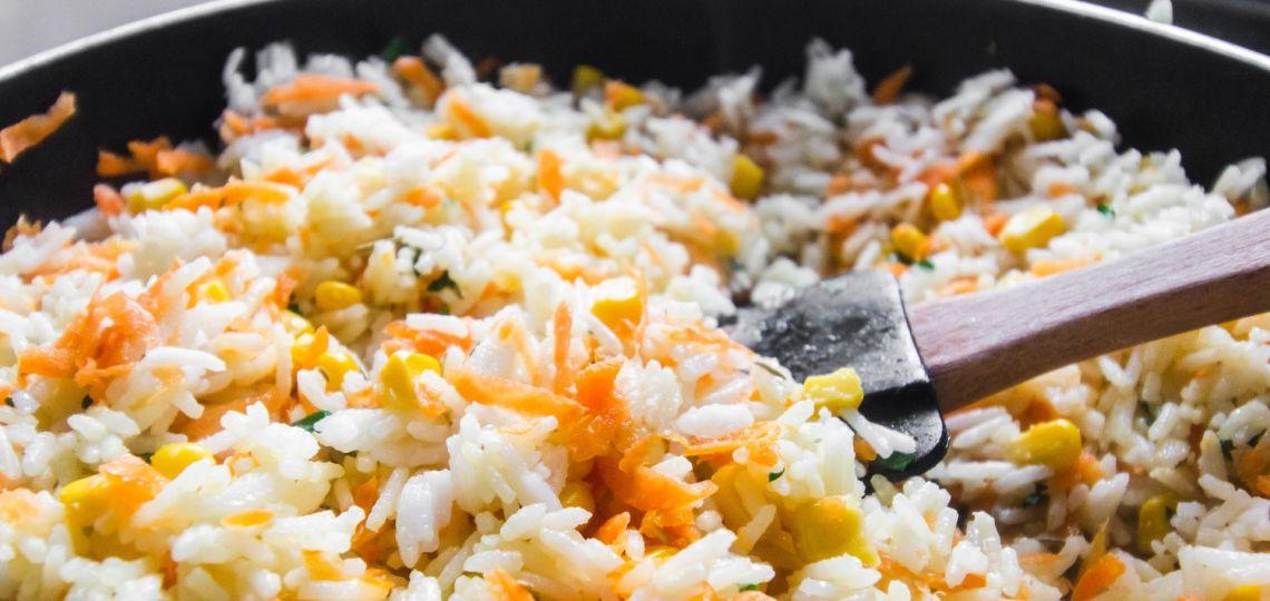 Una genial receta para este jueves 8: albóndigas de arroz y zanahorias