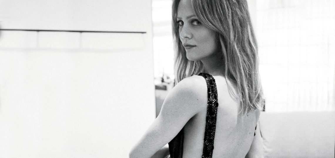 """Vanessa Paradis: """"Hay que amar y admirar la alta costura"""""""