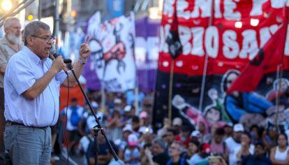 Juan Carlos Alderete, diputado nacional.