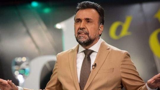 Roberto Navarro en su editorial en El Destape.